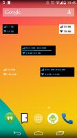 Data counter widget    - usage Screen