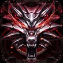 3D Eisenwolf-Thema