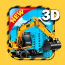 Excavator Road Builder - Crane Op Dump Truck
