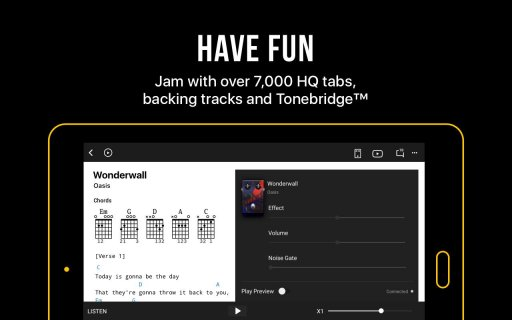 Ultimate Guitar Tabs & Chords screenshot 10