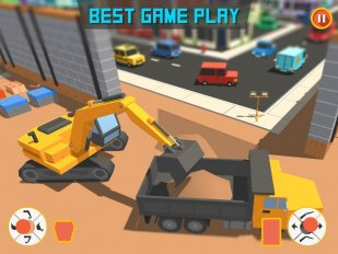 City Builder Wall Construction v 1.2 Мод (Unlocked) 2