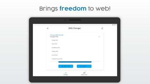 DNS Changer (no root 3G/WiFi) screenshot 12