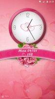 Love Story Sweetie Theme Screen
