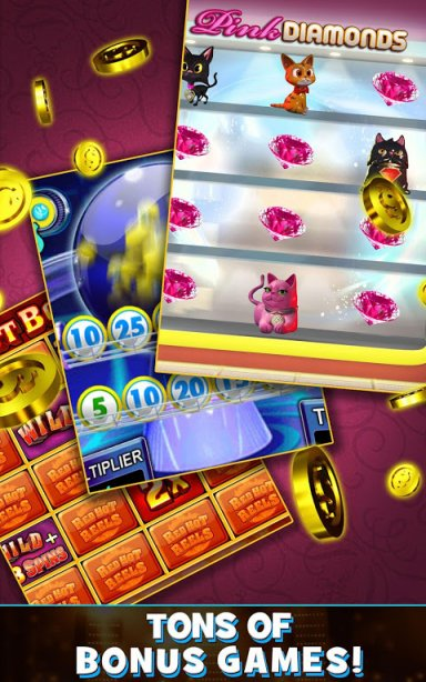 3d slots for android