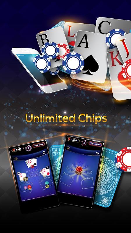 Blackjack Free screenshot 1