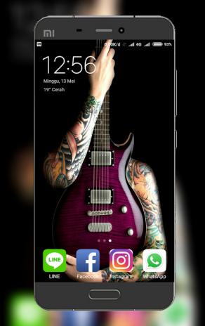 Guitar Wallpaper 4k 1 0 Download Apk For Android Aptoide