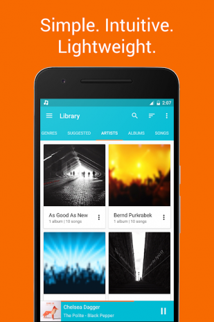 Shuttle+ Music Player 2 0 12-beta2 Download APK for Android