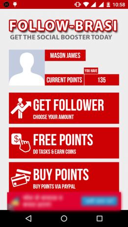 Follow Brasi -Follower Booster 1 6 Download APK for Android - Aptoide