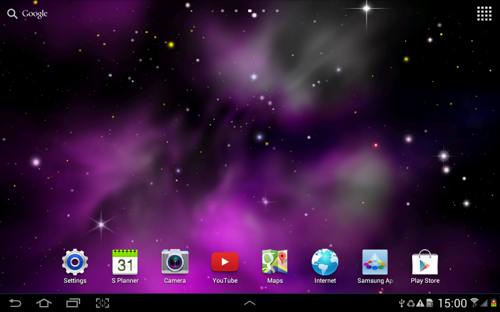 Galaxy 3D Parallax Live Wallpaper Download APK for Android - Aptoide
