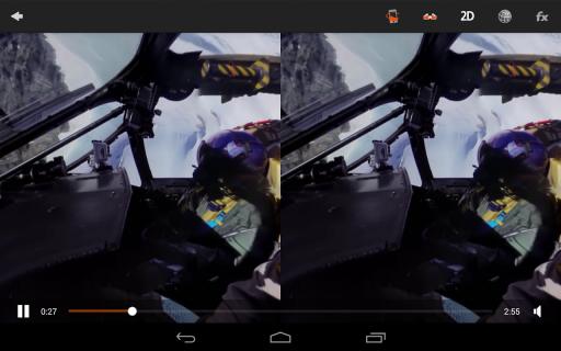 Kolor Eyes 360° video player 2 0 10 Baixar APK para Android