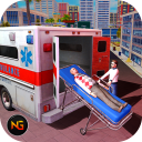 Ambulance Rescue Driving 2018-City Emergency Duty
