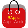 9 apps world icon