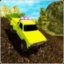 4x4 Jeep Rally driver Sim 3D