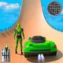 Stunts Racing Car Driver