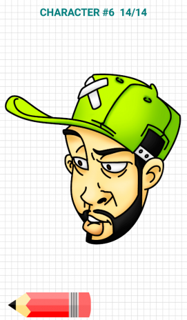 How To Draw Graffiti Characters 1 1 Download Apk For Android Aptoide