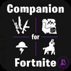 Companion For Fortnite Fortnite Battle Royale 10 5 Download Apk