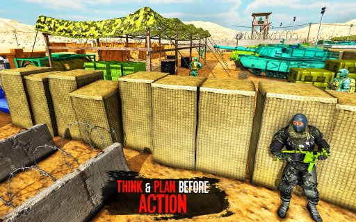 Secret Agent US Army Mission screenshot 4