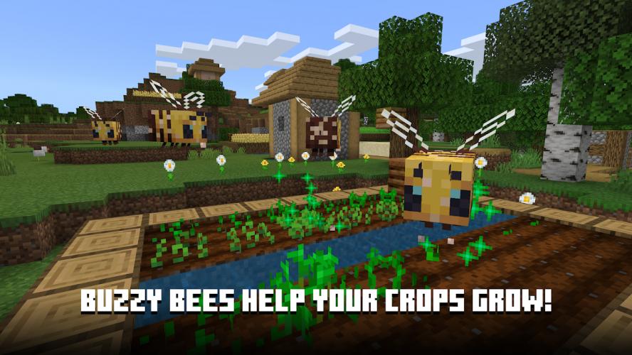 Versión de prueba de Minecraft screenshot 7