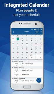 Email Blue Mail - Calendar & Tasks screenshot 10