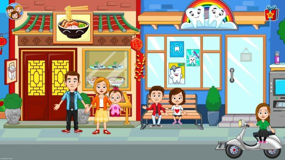 My Town : Street Fun 1 01 Download APK for Android - Aptoide
