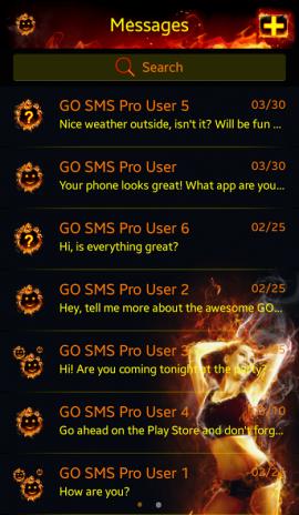 flame go sms_v2 9 6_apkpure com 2 9 6 Download APK for