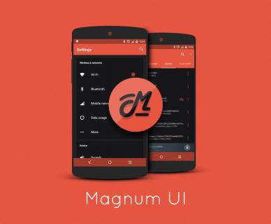 Magnum UI - CM13 / CM12 Theme 3 2 ดาวน์โหลด APKสำหรับแอนดรอยด์- Aptoide