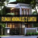 Two Floor Minimalist Home Ideas