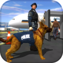 Police Dog Airport Crime