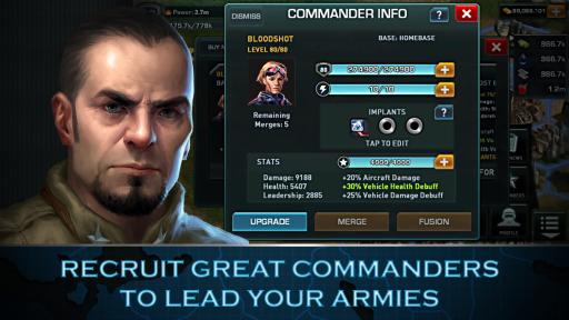 War of Nations: PvP Domination screenshot 4