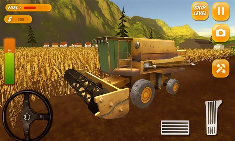 Tractor Farming Simulator 2017 1 0 Download APK for Android - Aptoide