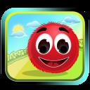 Bounce Along Red Ball