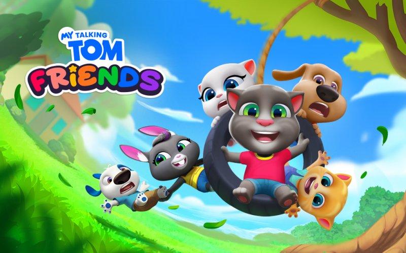 My Talking Tom Friends screenshot 6