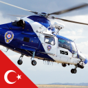 Helicopter Police Search and Rescue
