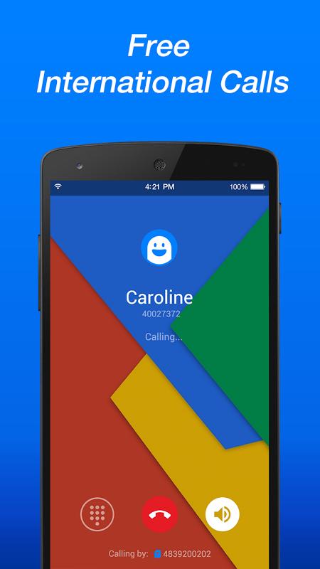 Free Text & Free Call screenshot 1