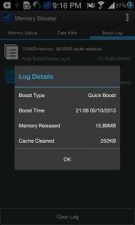 Memory Booster (Full Version) screenshot 3