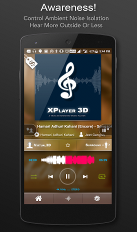 3D Surround Music Player 1.7.01 Download APK for Android - Aptoide