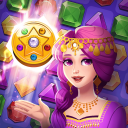 Jewels Magic : Adventure and Mystery Match 3