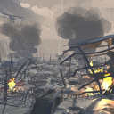 Poly World War: Open World