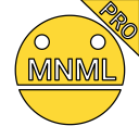 MNML YELLOW PRO ICON PACK