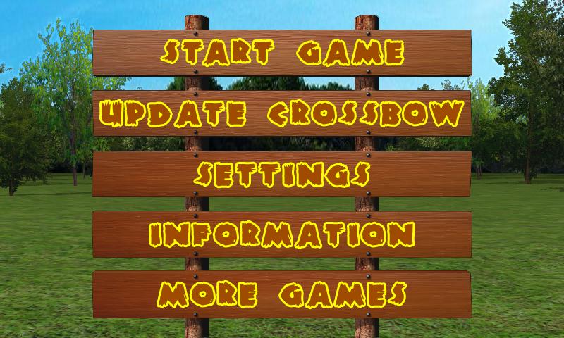 Crossbow Shooting deluxe screenshot 6