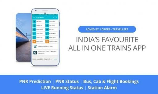 Indian Rail Train PNR Status screenshot 1