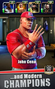 WWE Champions Free Puzzle RPG screenshot 10