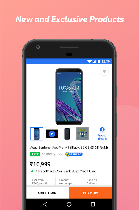 Flipkart Online Shopping App screenshot 5