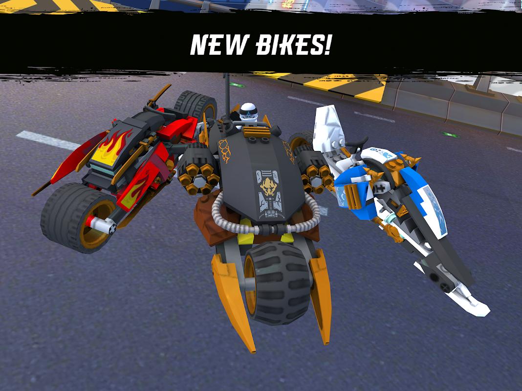 LEGO® NINJAGO®: Ride Ninja screenshot 10