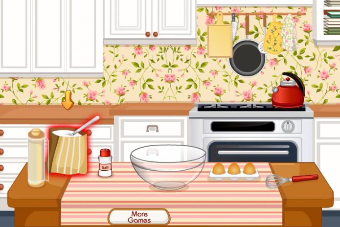 Juegos de cocina niñas 1.1.0 Descargar APK para Android - Aptoide