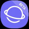 Samsung Internet Beta Icon