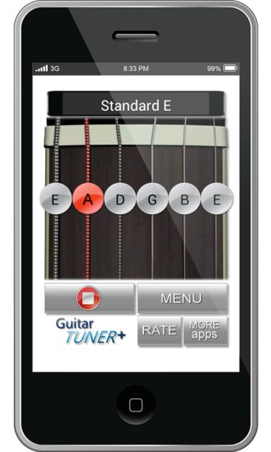 guitar tuner plus free download apk for android aptoide. Black Bedroom Furniture Sets. Home Design Ideas