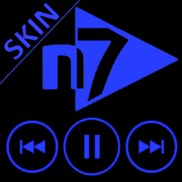 Skin N7player Neon Blue 1 0 Download Apk For Android Aptoide