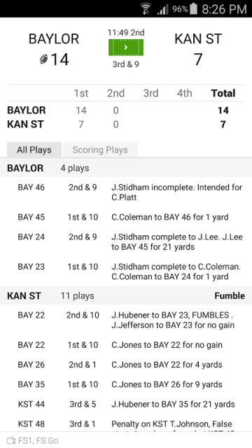 best college football app ncaa college football schedule