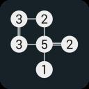 Build Bridges Puzzle [Free] (Hashi)